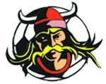 Soccer Viking Head